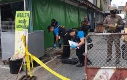 Đấu súng ở Thái Lan, một khách du lịch thiệt mạng