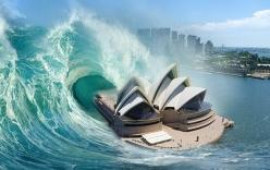 Chuyên gia cảnh báo Australia sẽ phải đối mặt với sóng thần cao đến 60m