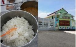 Vụ cho trẻ ăn gạo mốc, đầu cá: Điều động cấp dưỡng từ các trường khác tới nấu