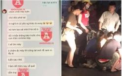 Lộ tin nhắn đe dọa từ kẻ đâm 9 nhát dao vào bạn gái cũ trên phố Bùi Thị Xuân