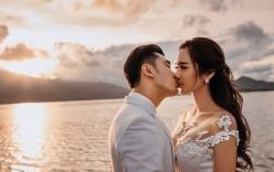 Ngắm trọn bộ ảnh cưới khiến ai cũng xuýt xoa của Ưng Hoàng Phúc và Kim Cương