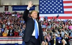 Trump tuyên bố 100\\% tái tranh cử tổng thống