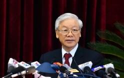 Tổng bí thư Nguyễn Phú Trọng là người duy nhất được giới thiệu để Quốc hội bầu Chủ tịch nước