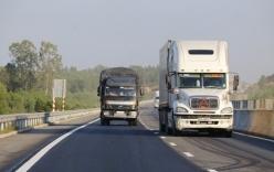 Cao tốc 34.000 tỷ vừa thông xe đã hỏng: Công tác sửa chữa \
