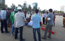 Du khách Trung Quốc tử vong nghi khi đang tắm biển ở Đà Nẵng