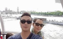 Cô vợ lai Pháp kém 14 tuổi của MC Anh Tuấn: Xinh đẹp, sang chảnh,  đi khắp thế giới