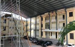 Phiên sơ thẩm xét xử cựu Trung tướng Phan Văn Vĩnh: Thiết kế phòng xử án lưu động với sức chứa 2000 người