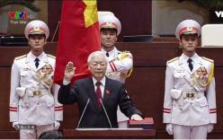 Tân Chủ tịch nước lẩy 2 câu Kiều sau lễ tuyên thệ nhậm chức