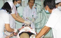 TP.HCM: Bị cướp giật túi xách, 1 phụ nữ chết thảm, 1 bị thương