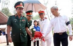 Truy điệu, an táng 13 hài cốt liệt sĩ tìm thấy tại Bàu Cạn, Đồng Nai