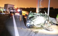Tai nạn giao thông thảm khốc trên cao tốc Quảng Ninh - Hải Phòng