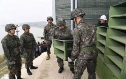 Hàn Quốc, Triều Tiên thống nhất dừng tất cả hoạt động thù địch ở biên giới