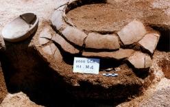 Phát hiện nhiều mộ cổ 2.000 năm của cư dân Sa Huỳnh ở đảo Lý Sơn