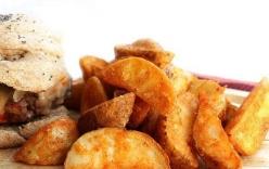 Muốn có khoai tây nướng vàng ngon thơm phức bạn không thể bỏ qua bài viết này