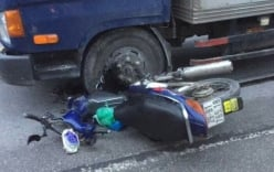 Nam sinh trường y tử vong thương tâm dưới bánh xe tải