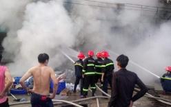 Bình Dương: Cháy cửa hàng, một thanh niên tử vong