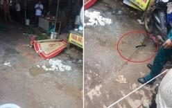 Nghi phạm bắn chết người phụ nữ bán đậu giữa chợ tiên lượng xấu