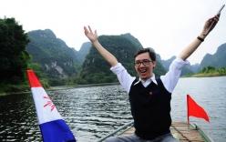 Thầy giáo Hà Nội gây bão khi viết status: \