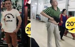 Tăng gần 10kg sau 2 năm kết hôn, ông bố trẻ đăng ảnh kể lể \