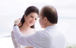 Ca sĩ Đinh Hiền Anh làm đám cưới với thứ trưởng Bộ tài chính