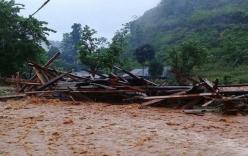 Mưa lũ kinh hoàng ở Nha Trang khiến 14 người chết và mất tích