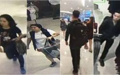 Cảnh sát Thái Lan bắt giữ 4 người Việt nghi trộm hàng hiệu từ cửa hàng H&M