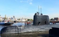 Tàu ngầm Argentina nổ cực mạnh ở Đại Tây Dương