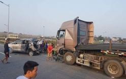 Vụ xe container đâm Innova lùi trên cao tốc: TAND cấp cao hủy hai bản án, đề nghị điều tra bổ sung