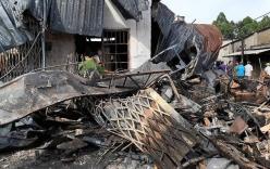 Sẽ khởi tố vụ lật xe bồn gây cháy kinh hoàng khiến 6 người thiệt mạng