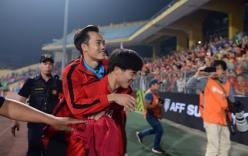 Văn Toàn cùng đội tuyển Việt Nam sang Philippines đá bán kết AFF Cup 2018