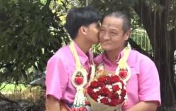 Xôn xáo trước đám cưới của người đàn ông 52 tuổi và chàng phi công trẻ 21 tuổi sau 4 năm yêu nhau