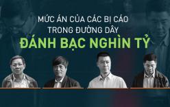 Cựu tướng Phan Văn Vĩnh lĩnh 9 năm tù, Nguyễn Thanh Hóa 10 năm tù