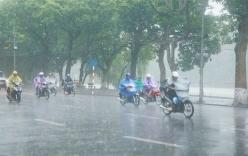Dự báo thời tiết hôm nay 1/12: Hà Nội sáng mưa lớn, trưa ấm 29 độ