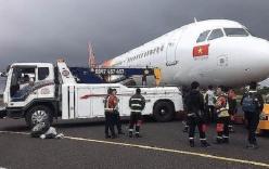 Vietjet xin lỗi hành khách sau sự cố máy bay bị rơi bánh khi hạ cánh tại Buôn Ma Thuột