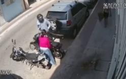 Dân tình thán phục cô gái mưu trí, đánh lừa kẻ cướp táo tợn giữa ban ngày