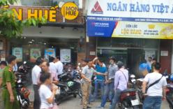 Lộ diện nghi phạm cướp ngân hàng Việt Á ở TP. HCM