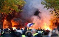 Bạo động tại Paris: \