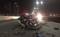 Tin tai nạn giao thông mới nhất ngày 10/12: Xe máy đấu đầu nát vụn, nam thanh niên tử vong