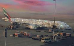 Sự thật phía sau chiếc Boeing 777 dát kim cương gây xôn xao