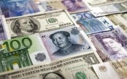 Tỷ giá ngoại tệ 12/12/2018: USD tăng, bảng Anh tụt dốc