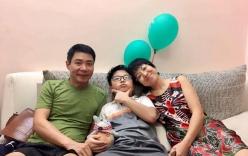 Chạm mặt Công Lý, MC Thảo Vân bất ngờ bật khóc trong buổi họp báo