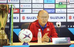 Trước đại chiến, thầy Park đáp trả cáo buộc đá xấu, gây chấn thương cho cầu thủ Malaysia