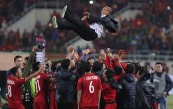 Vô địch AFF Cup 2018: Đội tuyển Việt Nam được bao nhiêu tiền thưởng?