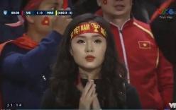 3 hot girl lọt máy quay nhà đài trận chung kết AFF Cup là ai?