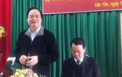 Bộ trưởng Nhạ đau lòng trước vụ Hiệu trưởng xâm hại tình dục nam sinh
