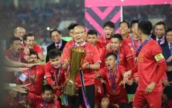 Tin tức thể thao mới nhất ngày 18/12/2018: Vô địch AFF Cup 2018, Việt Nam vững vàng trong top 100