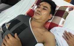 Nạn nhân vụ xe Lexus đâm liên hoàn tại Hà Nội: \