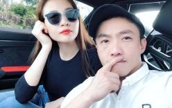 Xôn xao tin đồn Đàm Thu Trang có bầu với Cường đô la