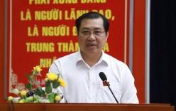 Chủ tịch Đà Nẵng Huỳnh Đức Thơ giải thích việc bị kỷ luật nhưng vẫn tại vị