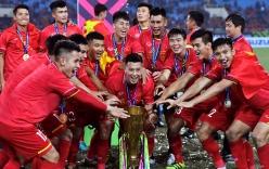 Nhìn lại những hình ảnh thăng hoa của Bóng đá Việt Nam trong năm 2018